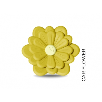 CAR FLOWER DIFFUSER LEMON FRITZ